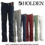 14-15 HOLDEN/ホールデン FOUNDRY pant  パンツ レディース スノーボード 型落ちウェア ウエア