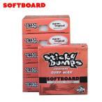 即出荷 STICKY BUMPS / スティッキーバンプス SOFTBOARD WAX WARM/TROP サーフィン サーフボードワックス ソフトボード メール便対応