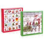 クリスマス ギフト 紅茶 オーナメントアドベントカレンダー 25袋入 English Tea Shop イギリス発 オーガニック ティー