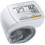 包装・のし無料*パナソニック 手くび血圧計 ホワイト EW-BW13-W