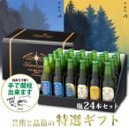 ビール お酒 ギフトセット 飲み比べ クラフトビール THE軽井沢ビール 特選瓶セット 330ml瓶24本 日本画家 千住博画伯ラベル craft beer