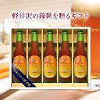 秋季限定 ビール お酒 ギフトセット クラフトビール THE軽井沢ビール 高原の錦秋(赤ビール) 330ml瓶5本 craft beer