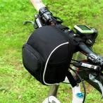 ショッピング自転車 自転車用ポーチ バッグ 自転車ハンドルバック