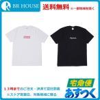 シュプリーム SUPREME 2019SS 25th Anniversary Swarovski Box Logo Tee ボックスロゴ Tシャツ ホワイト ブラック 未使用品 送料無料 あすつく