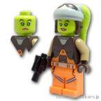 レゴ スター・ウォーズ ミニフィグ ヘラ・シンジュラ ( 75053 )  | lego フィギュア 人形 ミニフィギュア スターウォーズ