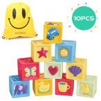 音の出る積み木 ブロック おもちゃ 知育玩具 音が出る