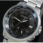 CITIZEN/XC シチズン/クロスシーHAPPY FLIGHT/ハッピーフライト メンズ 電波ソーラー腕時計 ブラック文字盤 メタル MADE IN JAPAN 国内正規品 CB1020-54E