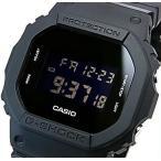 CASIO G-SHOCK カシオ Gショック Military Black ミリタリーブラック メンズ腕時計 クロスバンド 海外モデル DW-5600BBN-1
