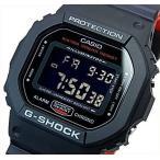 CASIO G-SHOCK カシオ Gショック メンズ腕時計 Black & Red Series ブラック&レッドシリーズ 海外モデル DW-5600HR-1