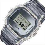 CASIO G-SHOCK カシオ Gショック メンズ腕時計 Clear Skeleton スケルトン 海外モデル DW-5600SK-1