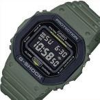 CASIO G-SHOCK カシオ Gショック メンズ腕時計 ユーティリティカラー グリーン/ブラック 海外モデル DW-5610SU-3