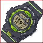 CASIO G-SHOCK カシオ Gショック ジー・スクワット モバイルリンクモデル メンズ腕時計 グレー/グリーン 海外モデル GBD-800-8