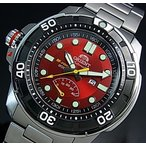 MADE IN JAPAN DIVER'S WATCHパワーリザーブ付