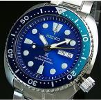 SEIKO PROSPEX セイコー プロスペックス ダイバーズ ブルーラグーン 自動巻 メンズ腕時計 メタルベルト ブルー文字盤 海外モデル SRPB11K1