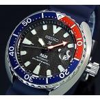 SEIKO PROSPEX セイコー プロスペックス ダイバーウォッチ 自動巻 メンズ腕時計 ネイビー/レッドベゼル ラバーベルト 海外モデル SRPC41K1