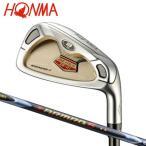 HONMA ホンマ ベレス IS-01 単品アイアン 2S ARMRQ6 54 カーボンシャフト 日本仕様 本間