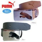 プーマ ハイライト フィッティド ゴルフベルト PMGO3059 [PUMA Highlight Fitted Golf Belt] USモデル