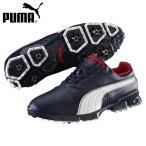 プーマ チタンツアー  メンズゴルフシューズ 188056-08 ネイビー[PUMA Titan Tour Golf Shoes Men's]インポートモデル