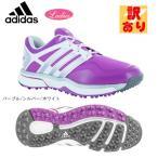 アディダス(adidas) アディパワー スポーツ ブースト レディース スパイクレス ゴルフシューズ Q47020(パープル) [adidas adipower sports Boost Ladies]