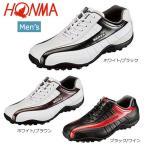本間ゴルフ(ホンマ) スパイクレス ゴルフシューズ SR-3208 [HONMA GOLF SPIKELESS GOLF SHOES SR3208]