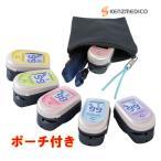ポーチ付き ケンツメディコ KENZMEDICO パルスオキシメーター パルモニ KM-350 ナース 看護 介護 医療用 おすすめ 日本製 酸素飽和度 脈拍 自動測定器