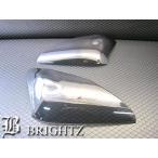 BRIGHTZ ハリアー 30 31 35 36 ライトスモークヘッドライトカバー