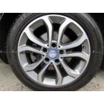 BRIGHTZ Eクラスステーションワゴン W211 アルミセンターキャップリング 青 TKG-205-IPI