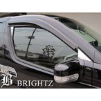 BRIGHTZ エルグランド E51 超鏡面メッキピラーパネルカバー 4PC バイザー無し用
