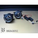 BRIGHTZ プジョー 207 A75系 A7系 CCFL内蔵クリスタルフォグライト  Aタイプ OKKDEN-PAIIKANN