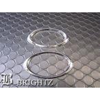 BRIGHTZ インプレッサ GD/GG系 クロームメッキサイドマーカーリング 2PC SID-RIN-046