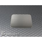 BRIGHTZ eKスポーツ H81W 超鏡面ステンレスメッキガソリンタンクカバー ANTK-980-S