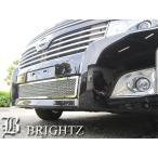 BRIGHTZ エルグランド E52 メッシュロアグリルカバー