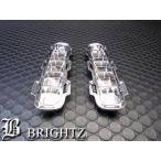 BRIGHTZ スペーシアカスタム MK32S メッキフロントバンパーダクト 交換タイプ KWSH-SKDZ