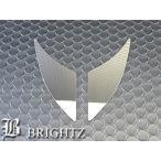 BRIGHTZ タント L375系 L375S L385S 超鏡面ステンレスメッキボンネットダクトパネル 2PC Bタイプ