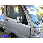 BRIGHTZ ハイゼットトラック S500P S510P メッキドアミラーカバー Jタイプ   RFM-8228-MCA