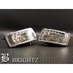 BRIGHTZ ウィッシュ 10 14 LEDデイライト付き クリスタルフォグライト AVN-380-FRG