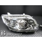 BRIGHTZ カローラフィールダー 141 142 144 LEDポジション付プロジェクターヘッドライト 45-VVC-KN