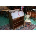 イギリスアンティーク家具 ビューロー ライティングデスクp160 英国製 1930年頃 送料無料