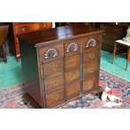 イギリスアンティーク家具 アンティークチェスト チェスト アンティークタンス y183 英国製1920年頃 送料無料