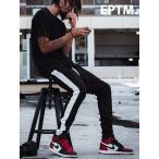 EPTM エピトミ パンツ トラックパンツ メンズ レディース BLACK/WHITE TECHNO TRACK PANTS ジャージー ジャージ ロングパンツ サイドライン アメリカ製 EP7587