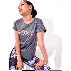 ROXY ロキシー Tシャツ レディース 半袖 スポーツ 速乾 UVカット 水陸両用 ONESELF ラッシュガード RST201535
