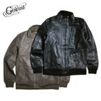 GOWEST(ゴーウエスト)ZIP UP JACKET / GOAT LEATHER