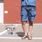 NATAL DESIGN(ネイタルデザイン)× SIMS SKATE STYLE(シムススケートスタイル)Denim Sweat Shorts
