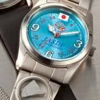 ポイント14倍 ブルーインパルス50周年記念プレミアムウォッチ 腕時計 ギベオン隕石×ブルーインパルスモデル 自衛隊モデル グッズ 自衛隊用品 通販 販売店