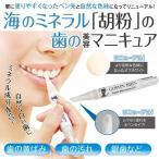 胡粉美人 歯マニキュアEX 2.5ml 歯 マニキュア 隠す 銀歯 くすみ 汚れ 黒ずみ 黄ばみ