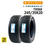 2本セット 新品タイヤ トライアングル TR968 245/35R20 サマータイヤ