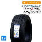 新春セール 225/35R19 なんと4本総額20,440円 トライアングル(TRIANGLE) Sportex TH201 タイヤ サマータイヤ