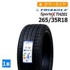 新品タイヤ トライアングル Sportex TH201 265/35R18 サマータイヤ