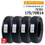 4本セット 新品タイヤ トライアングル TE301 175/70R14 サマータイヤ