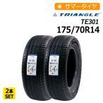 2本セット 新品タイヤ トライアングル TE301 175/70R14 サマータイヤ